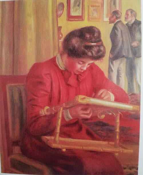 ladysewing