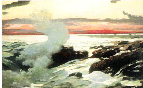 wavescrashingonrocks