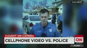 cell phone vs police