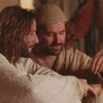 john and jesus talking